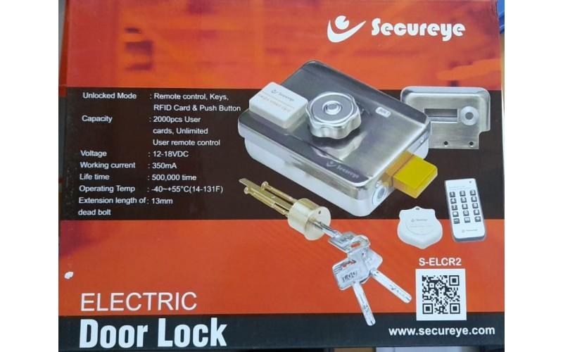 SECUREYE ELECTRIC DOOR LOCK (EL LOCK) (WITH REMOTE)