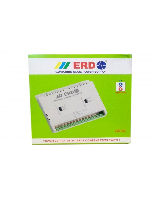 ERD POWER SUPPLY 16CH (AD-33)