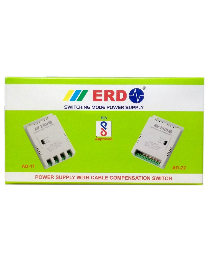 POWER SUPPLY ERD 8 CHANNEL (AD-22)