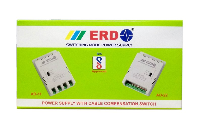 ERD POWER SUPPLY 8CH (AD-22)