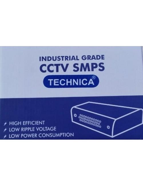 TECHNICA POWER SUPPLY 4CH (SLIM) ECO