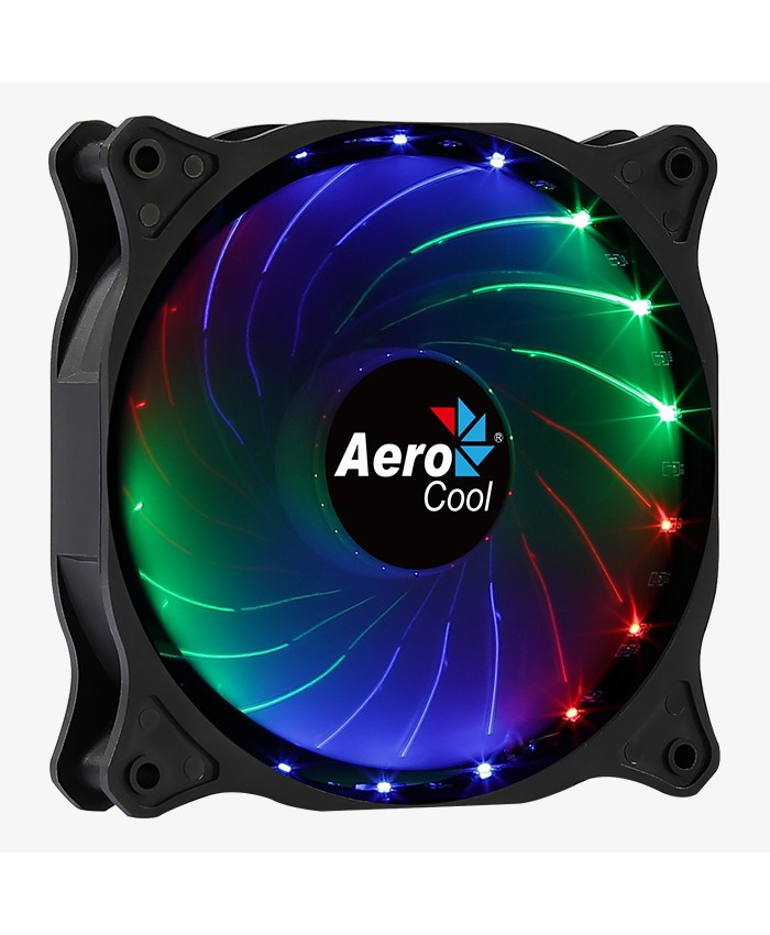 AEROCOOL CABINET FAN RGB (COSMO12)