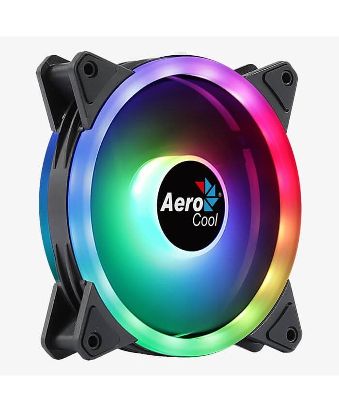 AEROCOOL CABINET FAN RGB (DUO12)