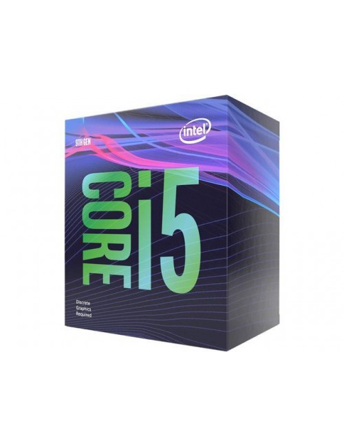 INTEL CPU 9TH GEN i5-9400F (GRAPHIC COMPULSORY)