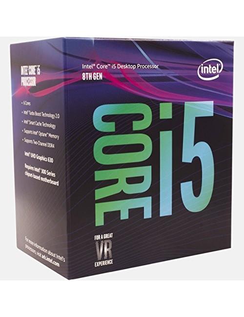 INTEL 8TH GEN i5-8400