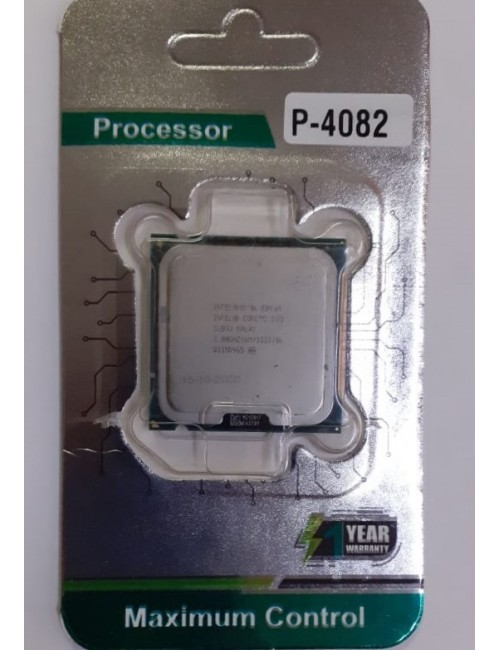 PULLOUT CPU C2D 3.0 GHZ (1 YEAR)