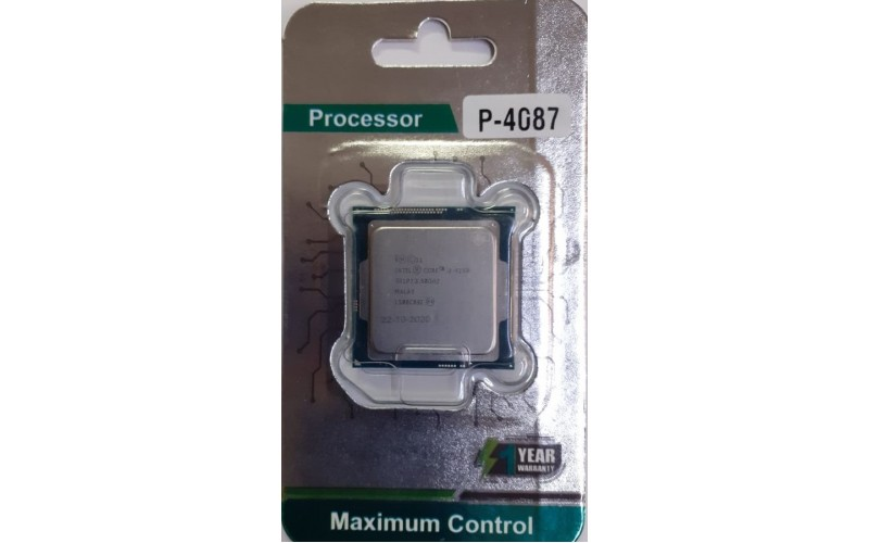 PULLOUT CPU I3 4TH Gen 3.0 / 3.1 / 3.4 GHZ (1 YEAR)