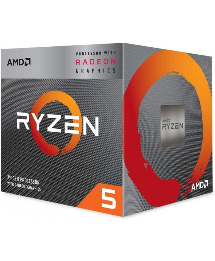 AMD RYZEN 5 3500 (GRAPHIC CARD REQUIRED)