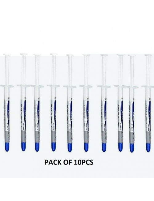 HEAT SINK PASTE (CPU PASTE) (OEM) INJECTION 1ML (PACK OF 10)