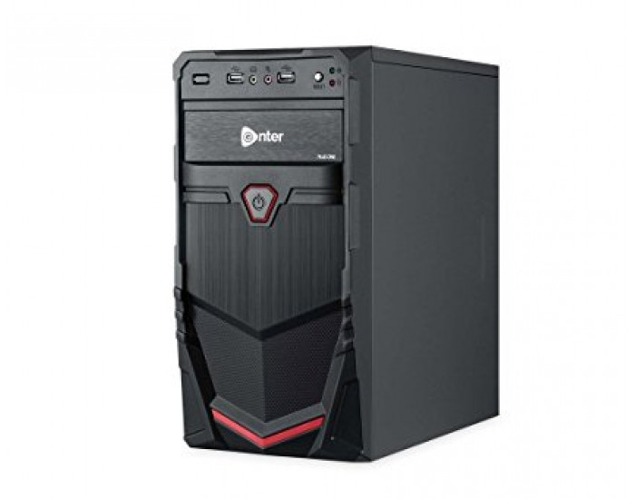 ENTER COMPUTER CABINET WITH SMPS