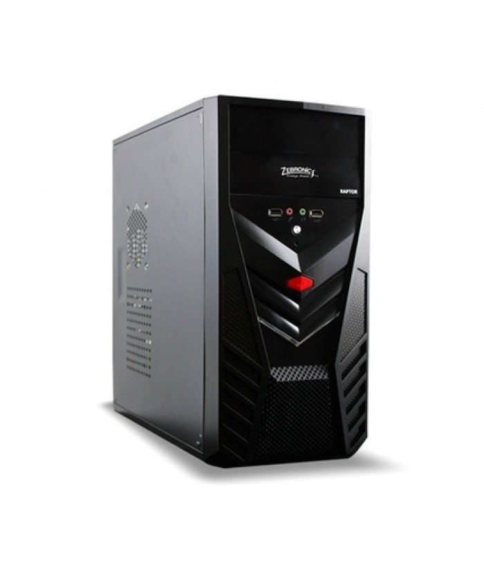 ZEBRONICS COMPUTER CABINET WITH SMPS