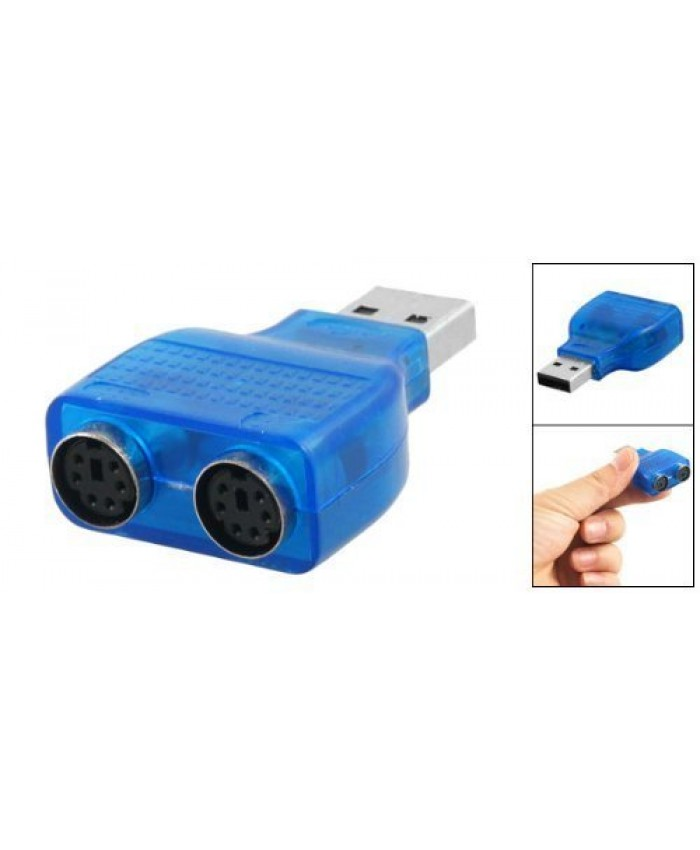 MULTYBYTE USB TO PS2 CONVERTER