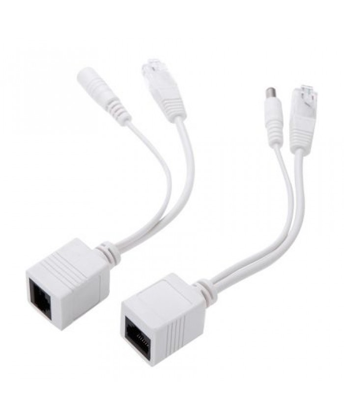 DC TO RJ45 POE CABLE