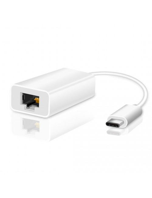 USB C TYPE  TO ETHERNET ADAPTER RJ45