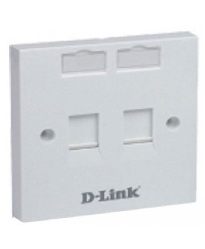 DLINK FACE PLATE DUAL