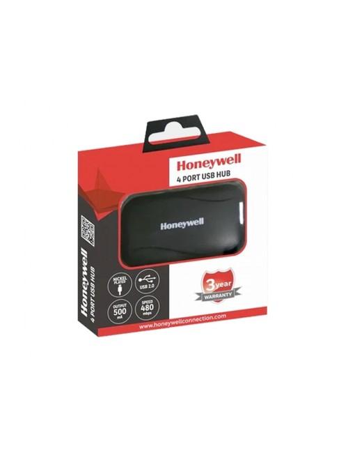 HONEYWELL USB HUB 4 PORT 2.0 (3 YEAR WARRANTY)