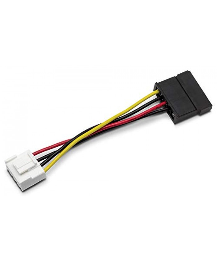 POWER  CABLE FOR DVR NVR SATA (1x 4 pin)