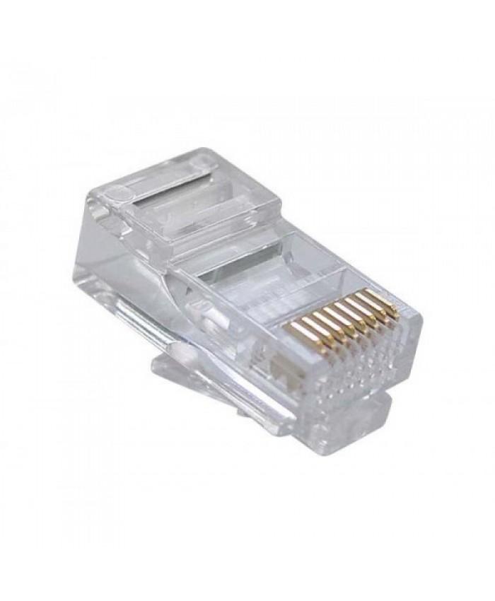 TENDA RJ45 CONNECTOR (CAT5) (PACK OF 100 PCS)