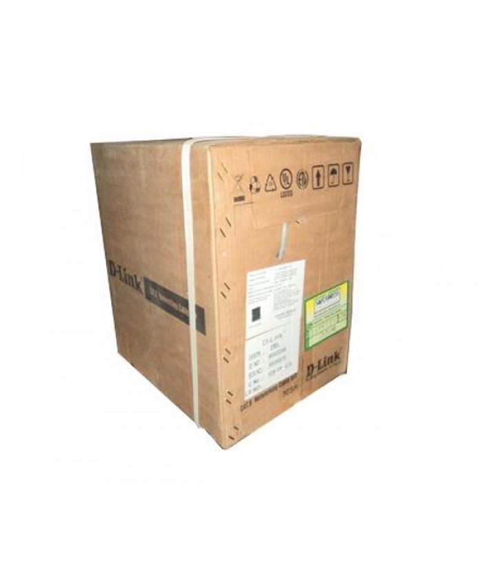 DLINK LAN CABLE CAT6 305M (GREY)