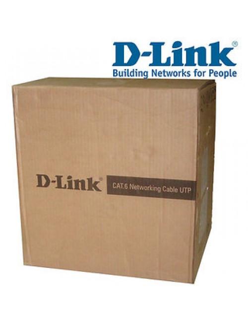D LINK LAN CABLE CAT6 100M