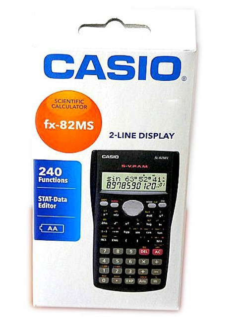 CASIO SCIENTIFIC CALCULATOR FX 82MS