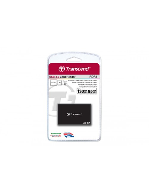TRANSCEND CARD READER 3.0 (RDF8K)