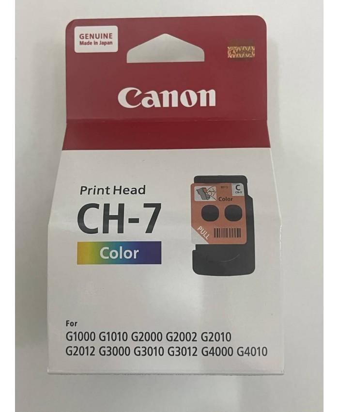 CANON PRINTHEAD CH-7 COLOR (ORIGINAL)