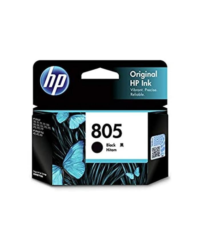 HP INK CARTRIDGE 805 BLACK (ORIGINAL)