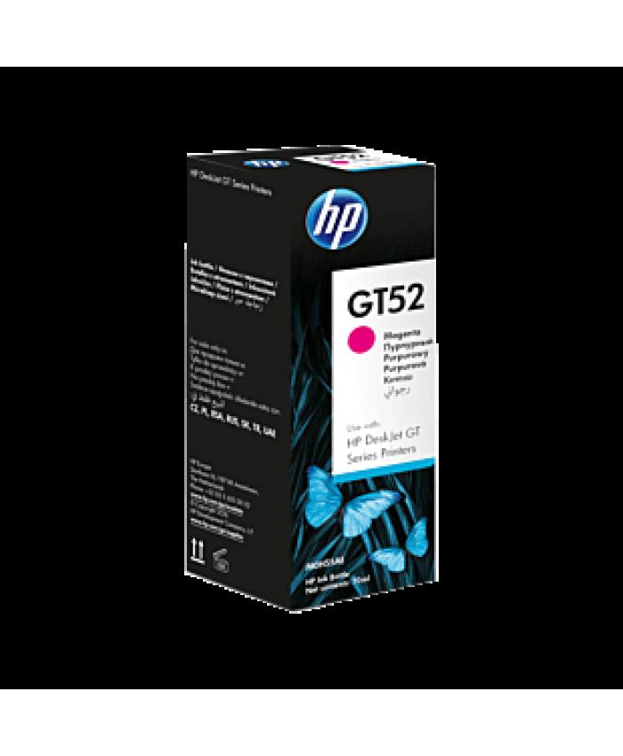 HP INK BOTTLE GT52 MAGENTA (ORIGINAL)