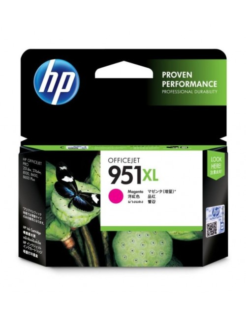 HP INK CARTRIDGE 951XL MAGENTA OFFICE JET (ORIGINAL)