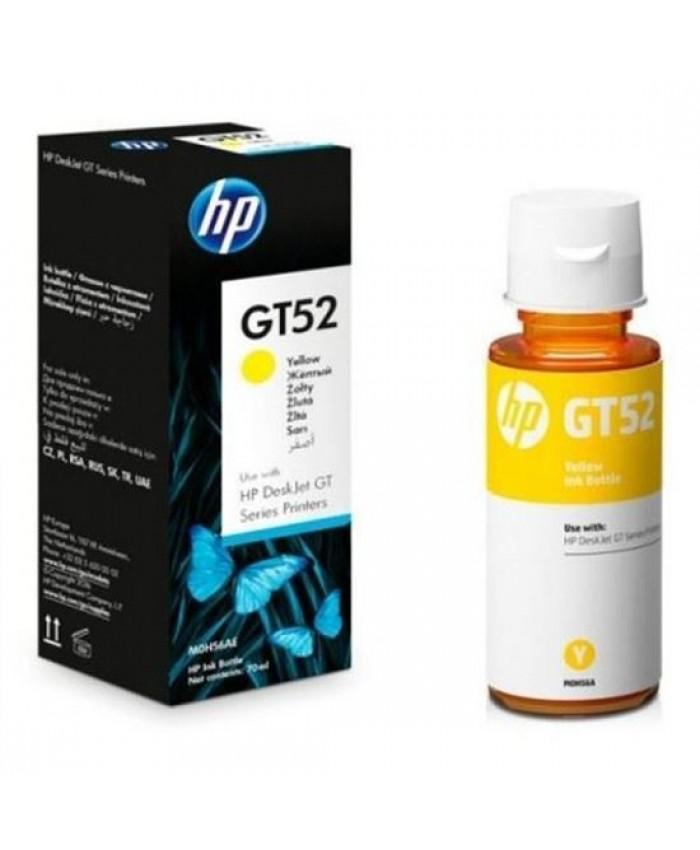HP INK BOTTLE GT52 YELLOW (ORIGINAL)