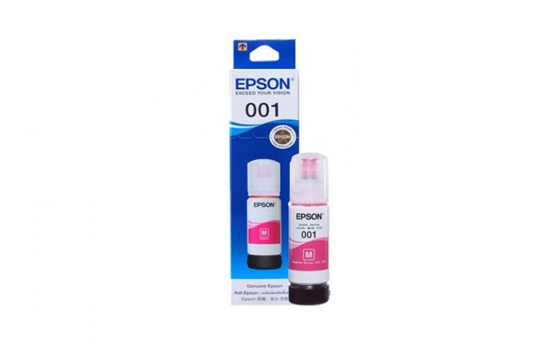 EPSON INKJET INK (MAGENTA) 001