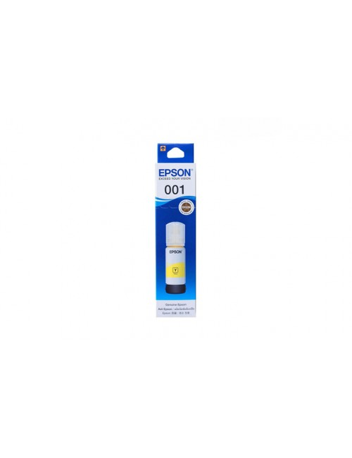EPSON INKJET INK (YELLOW) 001
