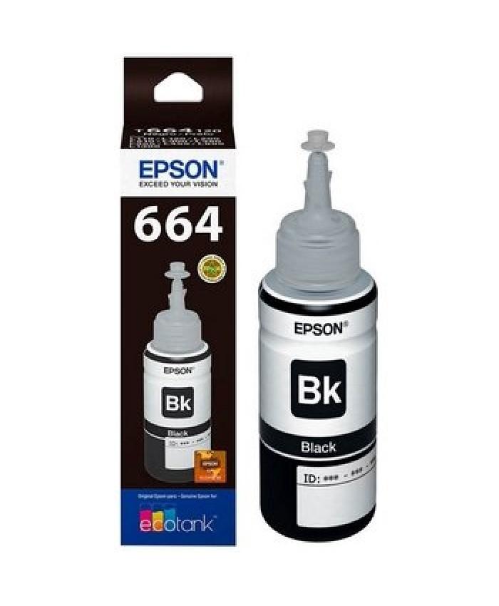 EPSON INKJET INK 664 (BLACK)