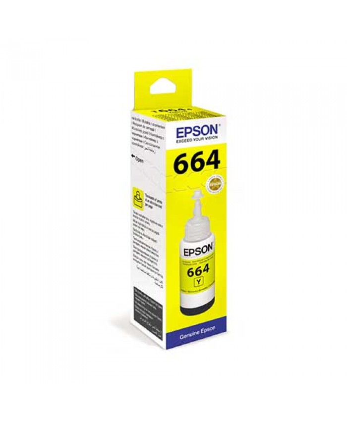 EPSON INKJET INK 664 (YELLOW)