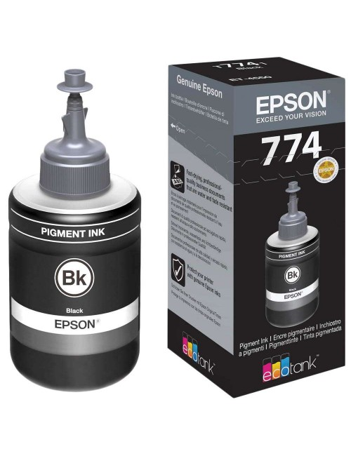 EPSON INKJET INK (BLACK) 774