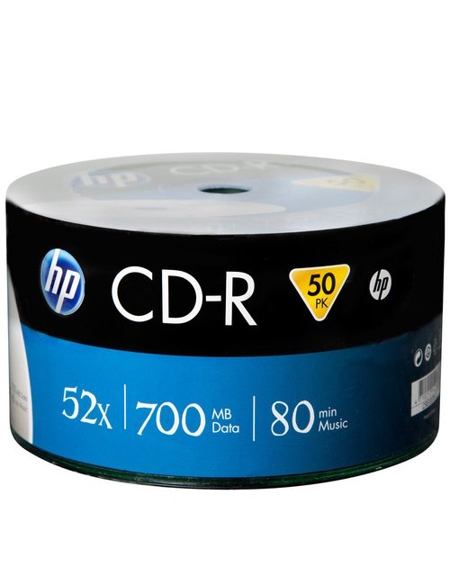 HP CD-R PACK OF 50