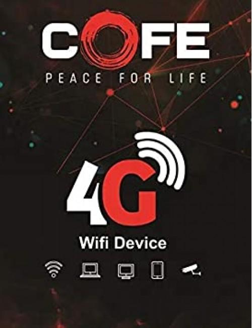 COFE SIM ROUTER 4G WIFI (4G707)