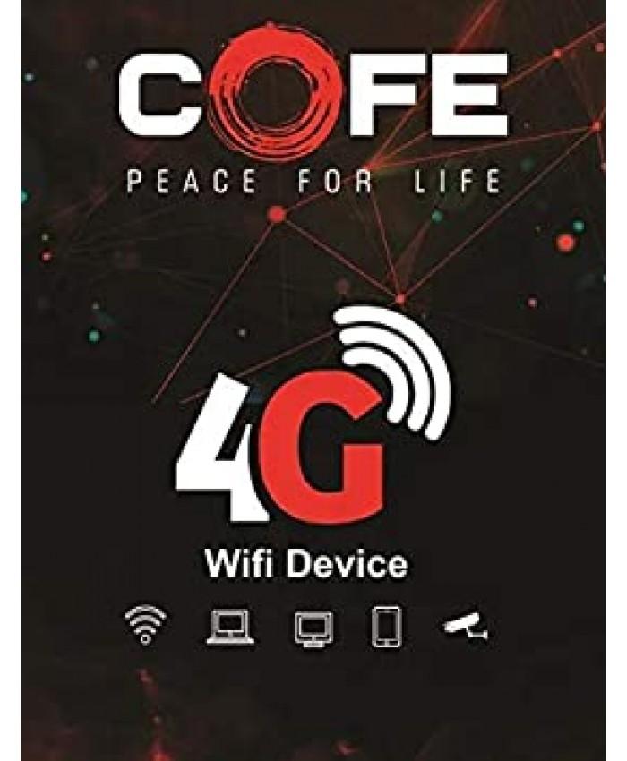 COFE SIM ROUTER 4G WIFI