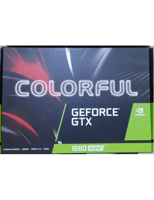 COLORFUL GTX 1660 SUPER 6GB GDDR6