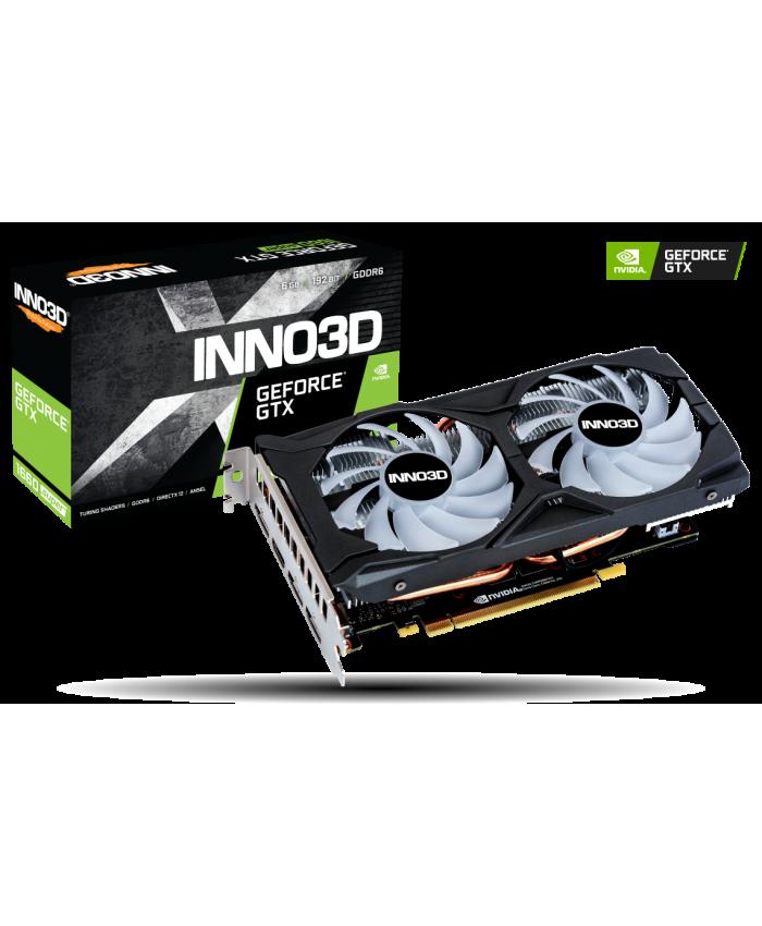 INNO3D GTX 1660 SUPER 6GB GDDR6 X2 RGB OC
