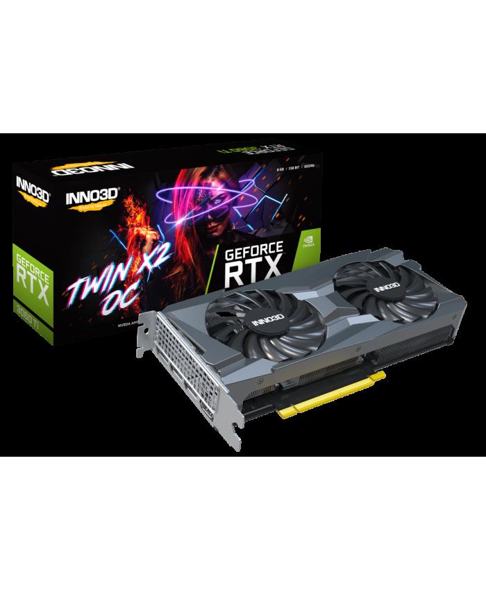 INNO3D RTX 3060 12GB DDR6 (TWIN X2 OC)