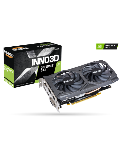 INNO3D GTX 1650 SUPER 4GB GDDR6 (DUAL FAN)