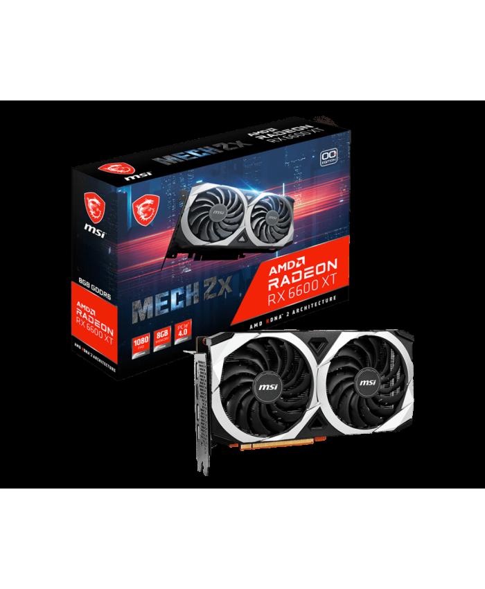 MSI RADEON RX-6600 XT MECH 2X 8G OC