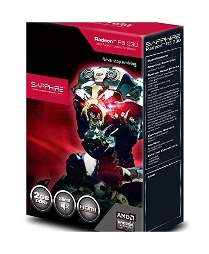 SAPPHIRE R5-230 2 GB DDR3