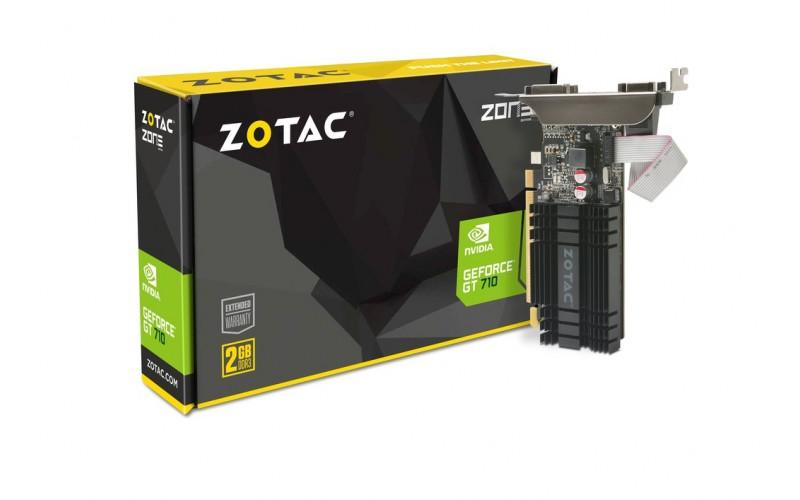 ZOTAC GT 710 2 GB DDR3