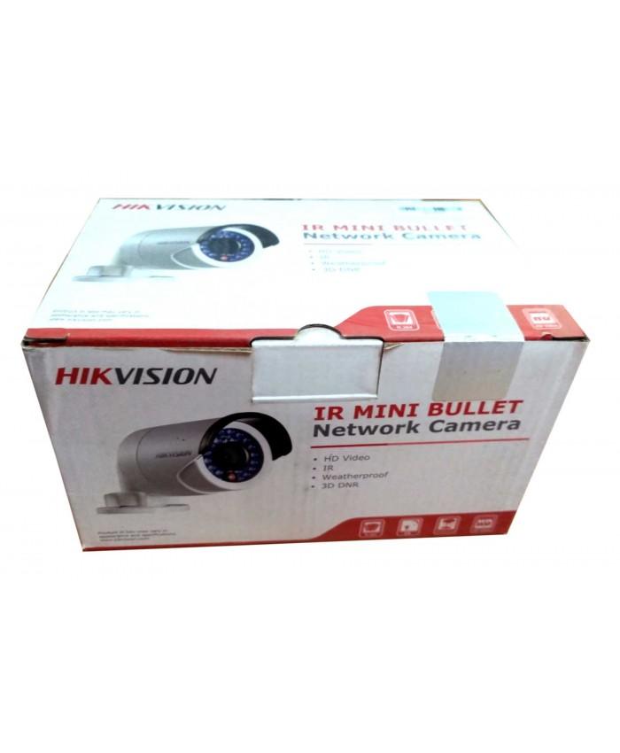 HIKVISION IP BULLET 1.3MP (201PFI) 4mm