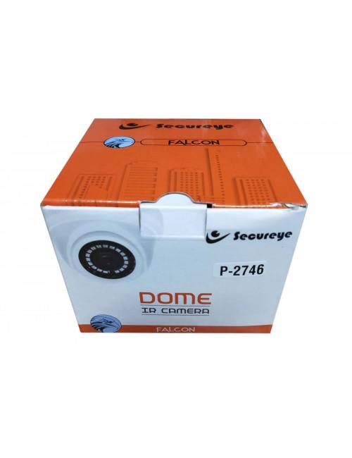 SECUREYE DOME 2MP FALCON 3.6mm (SCP2MSAD1)