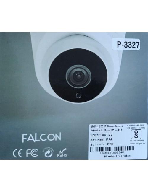 SECUREYE IP DOME 2MP FALCON