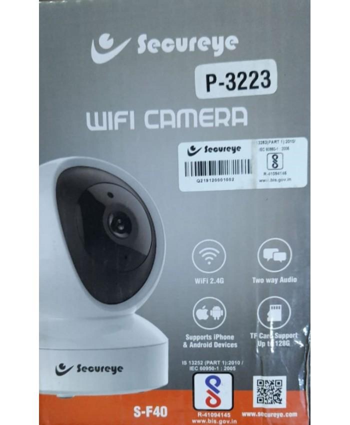 SECUREYE 2MP IP WIFI SF40